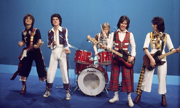 mum bay city rollers